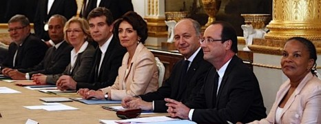 François Hollande appelle à l'apaisement