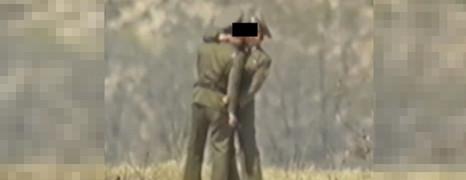 L'intrigant baiser de Corée du Nord