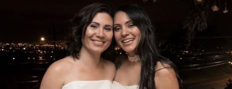 Un couple de lesbiennes parmi les premiers mariages gays du Costa Rica