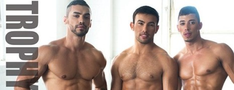 Le calendrier 2016 d'Andrew Christian