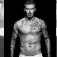 David Beckham l'homme le plus sexy du monde