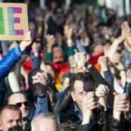 Pays-Bas : manifestations après l'attaque d'un couple homosexuel
