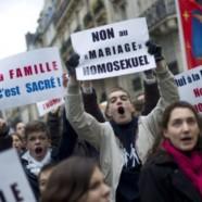 Mariage gay : la colère des opposants
