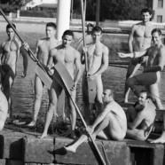 Calendrier 2014 : les Dieux de l'aviron