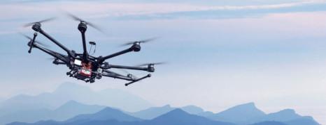 Un couloir aérien réservé aux drones pour lutter contre le sida