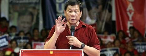 Philippines : le président qualifie l'ambassadeur américain d'homosexuel et de fils de pute