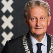 Décès du populaire maire d'Amsterdam