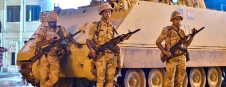 Egypte : l'armée aide à guérir du sida !