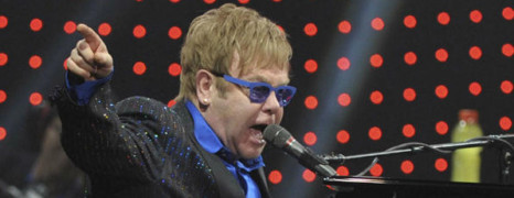 Elton John pour ses derniers concerts en France en juin 2019