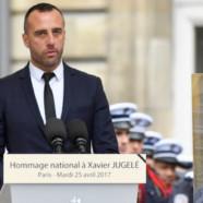 L'hommage bouleversant du compagnon de Xavier Jugelé
