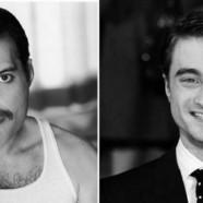 Daniel Radcliffe en Freddie Mercury !