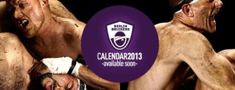 Le calendrier 2013 des rugbymen gay allemands