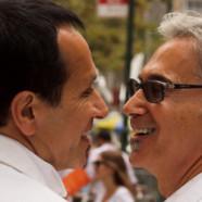 Un tiers des gays mariés ont 50 ans