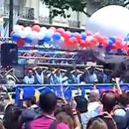 Gay Pride Paris : le mariage à l'honneur