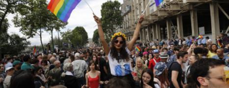 La Ville de Paris aura un char à la Marche des Fiertés