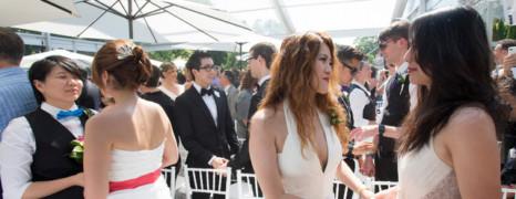 115 couples homos se marient à Toronto
