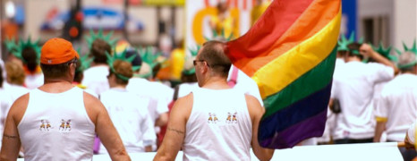 Les Américains mal à l'aise avec l'homosexualité