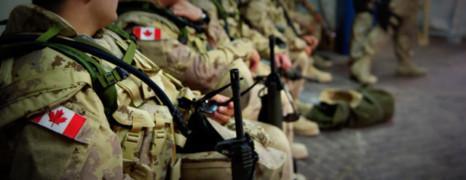L'armée canadienne en guerre contre les gays