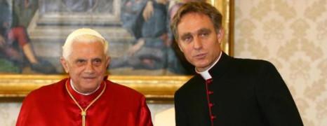 Gänswein encore plus proche de Benoît XVI