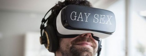 Les 1ères vidéos gay porno en réalité virtuelle