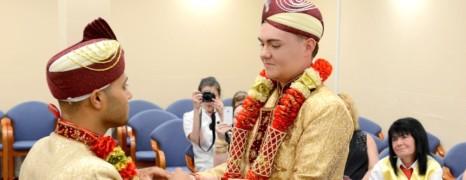 Premier mariage gay musulman au Royaume-Uni