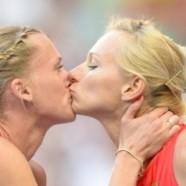 Russie : le baiser n'était pas gay !