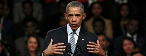 Obama demande la révocation de 2 lois homophobes