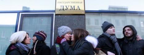 Des militants pour la cause gay attaqués à Moscou
