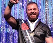 Voici Mr Leather International 2016