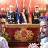 La nouvelle maire de Rome célèbre sa première union civile gay
