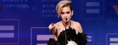 Katy Perry défend les droits homosexuels