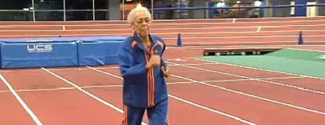 Gay Games : record d'une sprinteuse de 99 ans