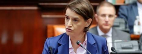 La Première ministre serbe a assisté à la Gay Pride