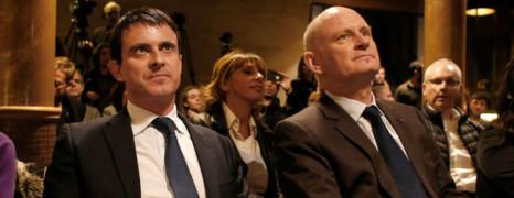 Le soutien de Valls à Girard