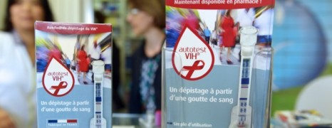 Sida : l'autotest arrive tout juste en Espagne