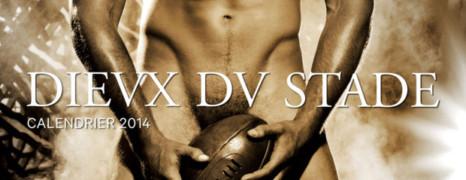 VIDEO : le making of des Dieux du Stade 2014
