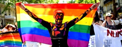 Géorgie : manifestations contre les violences faites aux LGBT+