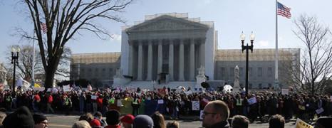 Mariage gay US : une évolution sans révolution