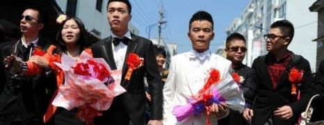 Le mariage gay, grand absent du premier Code civil chinois
