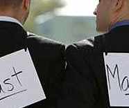 Mariage gay : 15 000 couples se sont dits oui en Angleterre