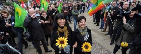 Un mariage gay pour le symbole à Lille