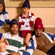 Photo du jour : une famille homoparentale égérie de la nouvelle collection Acne Studios