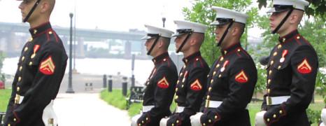 Les soldats US autorisés à défiler en uniforme à San Diego