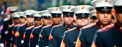 L'armée US prête à accueillir les transgenres