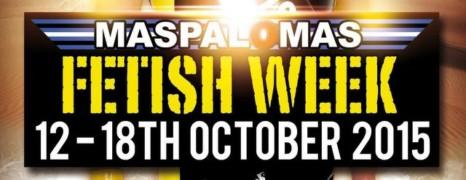 Maspalomas Fetish Week 2015 : le cuir sous le soleil