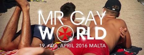 L'élection de Mr Gay World 2016 sans la France !