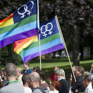 Belgique : une manifestation contre l'homophobie