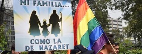 Mexique : les anti-mariage gay toujours mobilisés