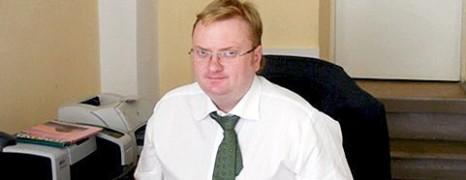 Un député homophobe décoré par Poutine