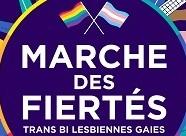 L'affiche de la Marche des Fiertés de Paris 2016